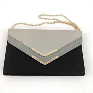 ALDO Envelope Clutch Crossbody Bag Magnet Closure